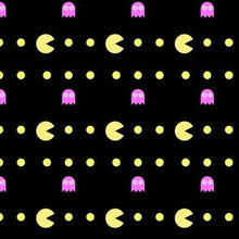 Load image into Gallery viewer, Pac-man Reversible Cloth Face Mask