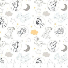 Load image into Gallery viewer, 101 Dalmatians Reversible Cloth Face Mask