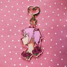 "Load image into Gallery viewer, Madoka Magica 2.5"" Acrylic Charm Keychains"