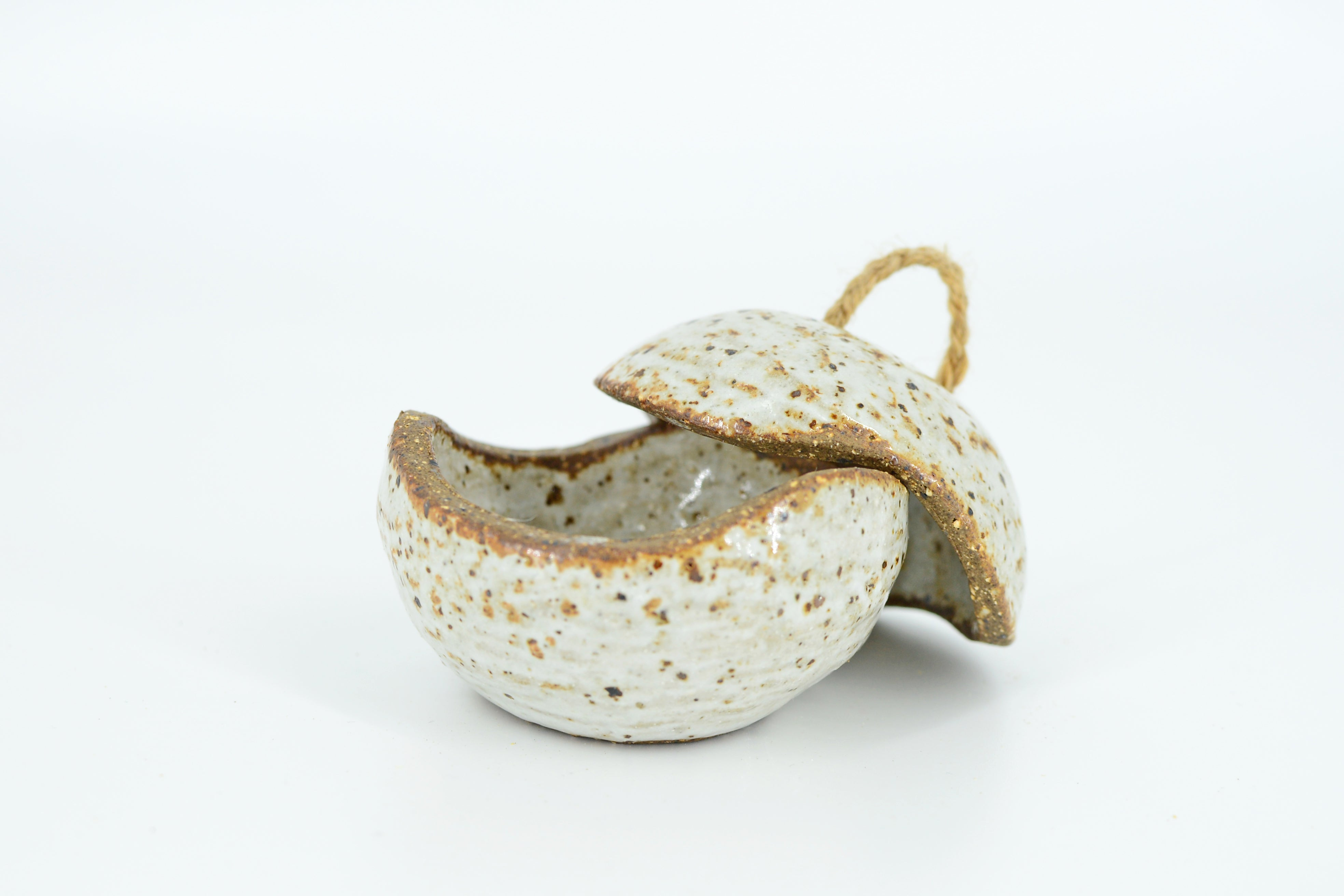 POTTERY - SMUDGE BOWL