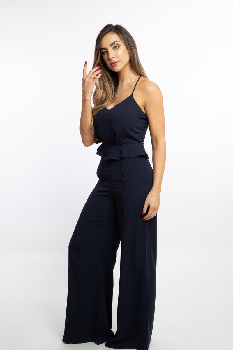 It Takes 2 To Tango Navy Pant set