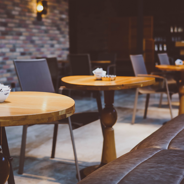 Maintaining distance in coffee shops