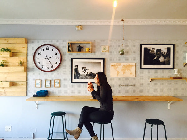 Coffee shops with limited customers