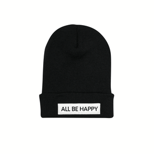 ALL BE HAPPY Beanie