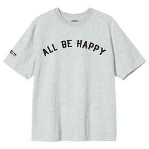 Open image in slideshow, Products All Be Happy Collegiate T‑Shirt