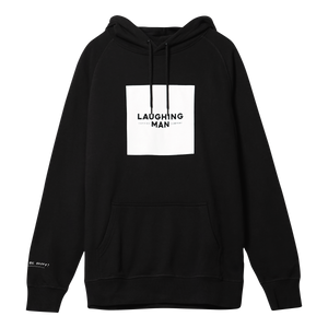 Open image in slideshow, Laughing Man Hoodie