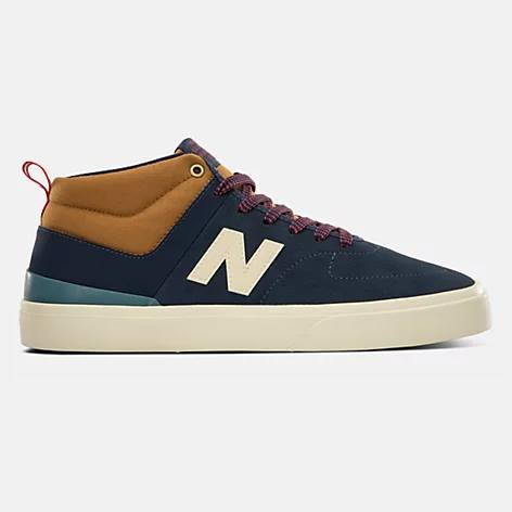 NEW BALANCE NUMERIC 379 MID NATURAL INDIGO/BONE
