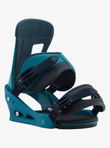 BURTON FREESTYLE BINDING MARINER GREEN