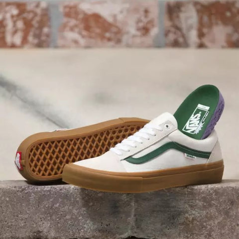 VANS OLD SCHOOL PRO MARSHMALLOW/ALPINE