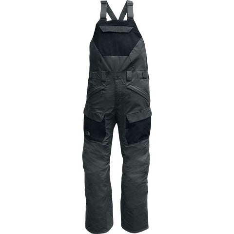 THE NORTH FACE FREEDOM BIB ASPHALT GREY/TNF BLACK