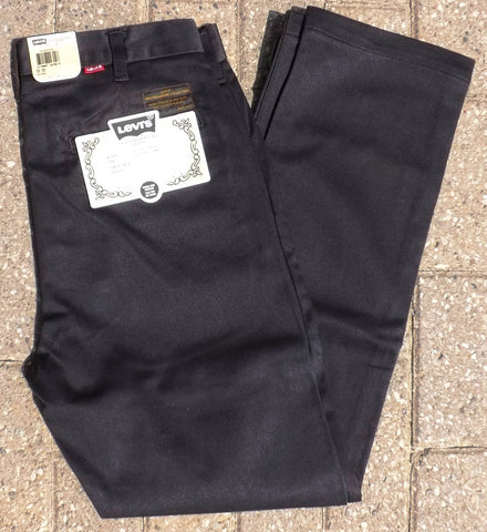 LEVI'S SKATEBOARDING WORK PANT BLACK