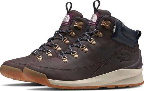 THE NORTH FACE BACK TO BERKELEY MID WP ROOT BROWN/AVIATOR NAVY