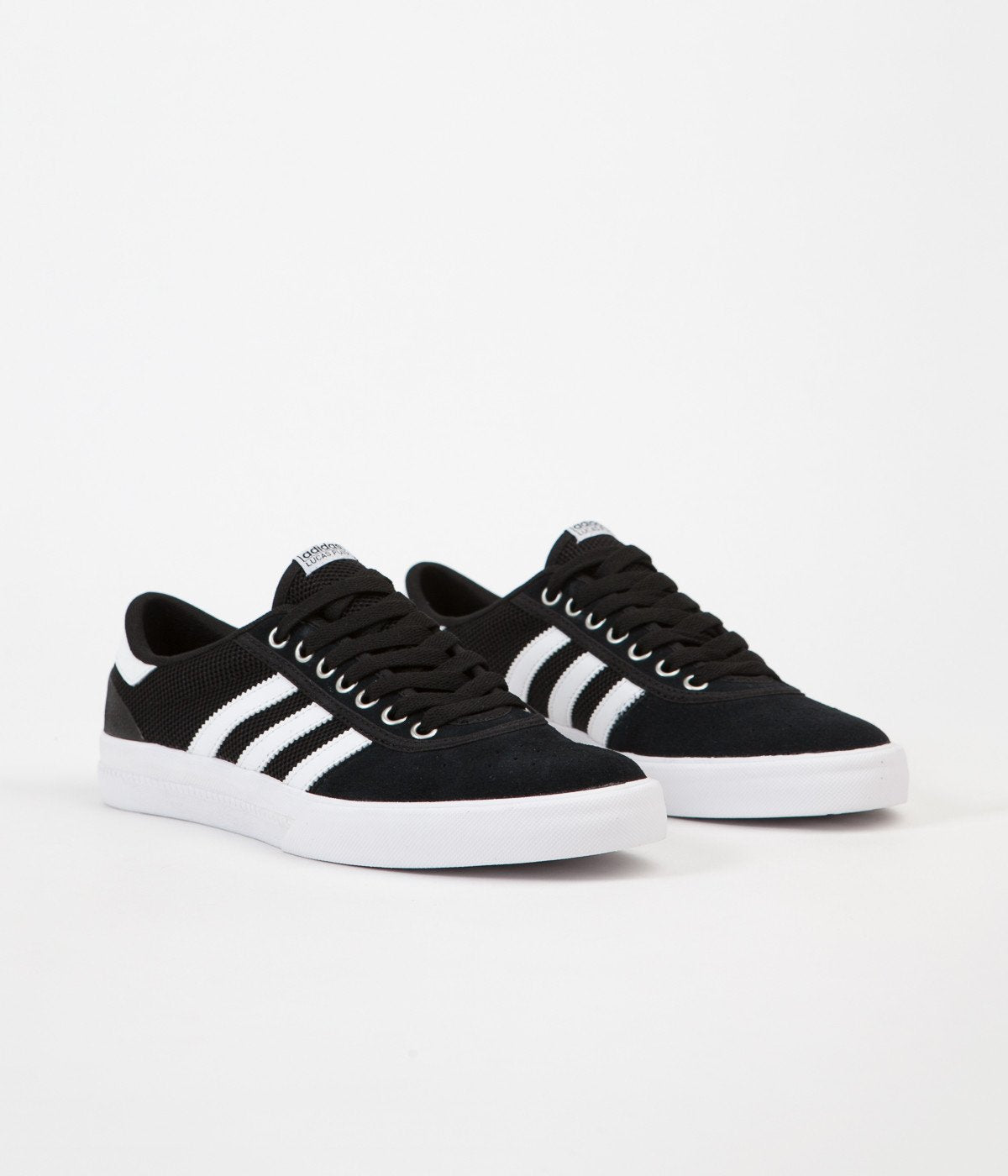 adidas sneakers black and white