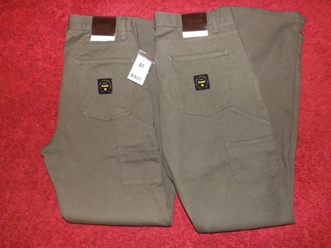 ALTAMONT REYNOLDS WORKPANT ARMY