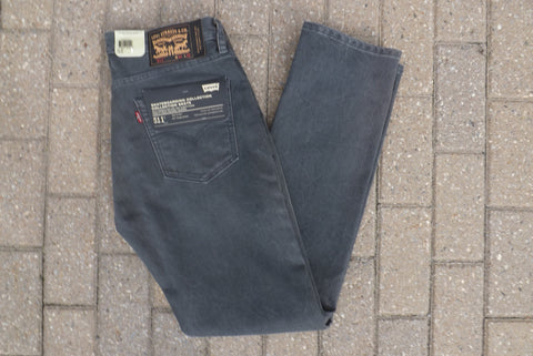 LEVIS SKATEBOARDING 511 SLIM - FEEBLE GREY