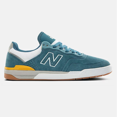 NEW BALANCE NUMERIC 913 BLUE/YELLOW
