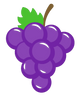 Grapes Purple