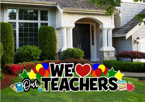 We Love our Teachers - TEACH001
