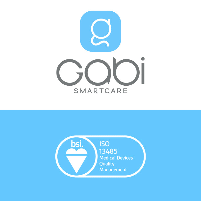 Gabi SmartCare is now certified ISO13485!