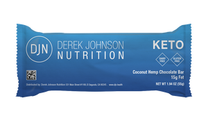 DJN Keto Bars (Case of 12)