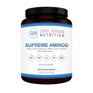Supreme Aminos (7.4 oz powder)