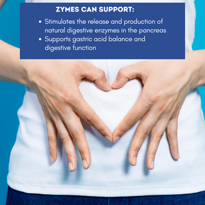 Zymes (90 capsules)