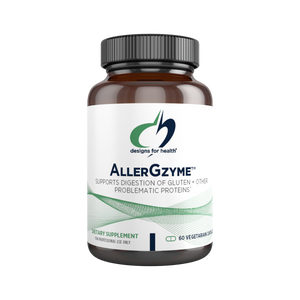 AllerGzyme™: 60 capsules - New Metabolism Store