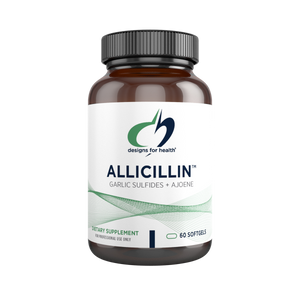 Allicillin (Garlic): 60 softgels - New Metabolism Store