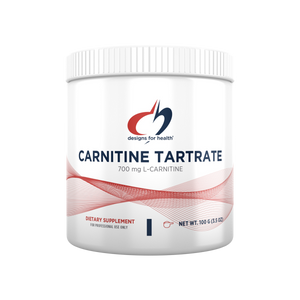 Carnitine Tartrate: 100 g powder - New Metabolism Store