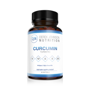 Curcumin [Tumeric] (60 softgels) - New Metabolism Store
