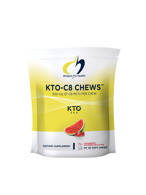 KTO-C8 Chews (Bag of 60) - New Metabolism Store