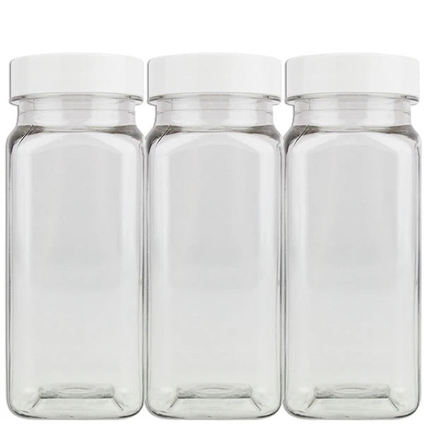 Sprinkle Bottle - Smooth White cap