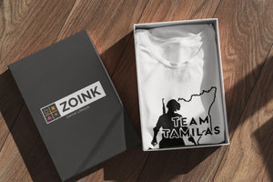 Zoink partners with Team Tamilas as 'Official Merchandise Partners