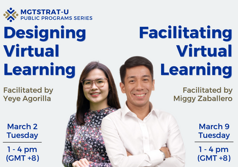 Designing and Facilitating Virtual Learning (2 Sessions)