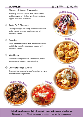 Cafe Spring Menu Preview - Page 2