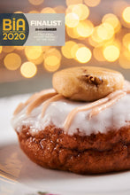 Load image into Gallery viewer, Maple Pecan Cookie Dough Doughnut