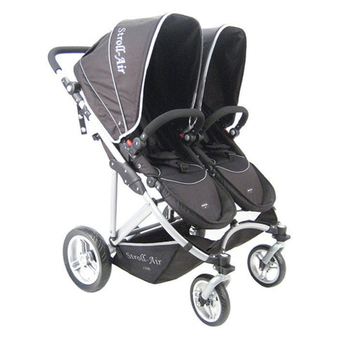 StrollAir My Duo, BuyBabyBuggies Double Stroller Reviews