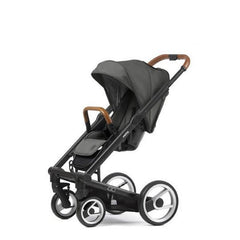 Mutsy Igo Urban Nomad Stroller - Dark Grey with Black Frame
