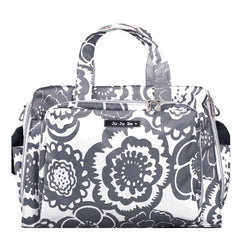 Jujube  Be Prepared Diaper Bag - Frosted Blossoms