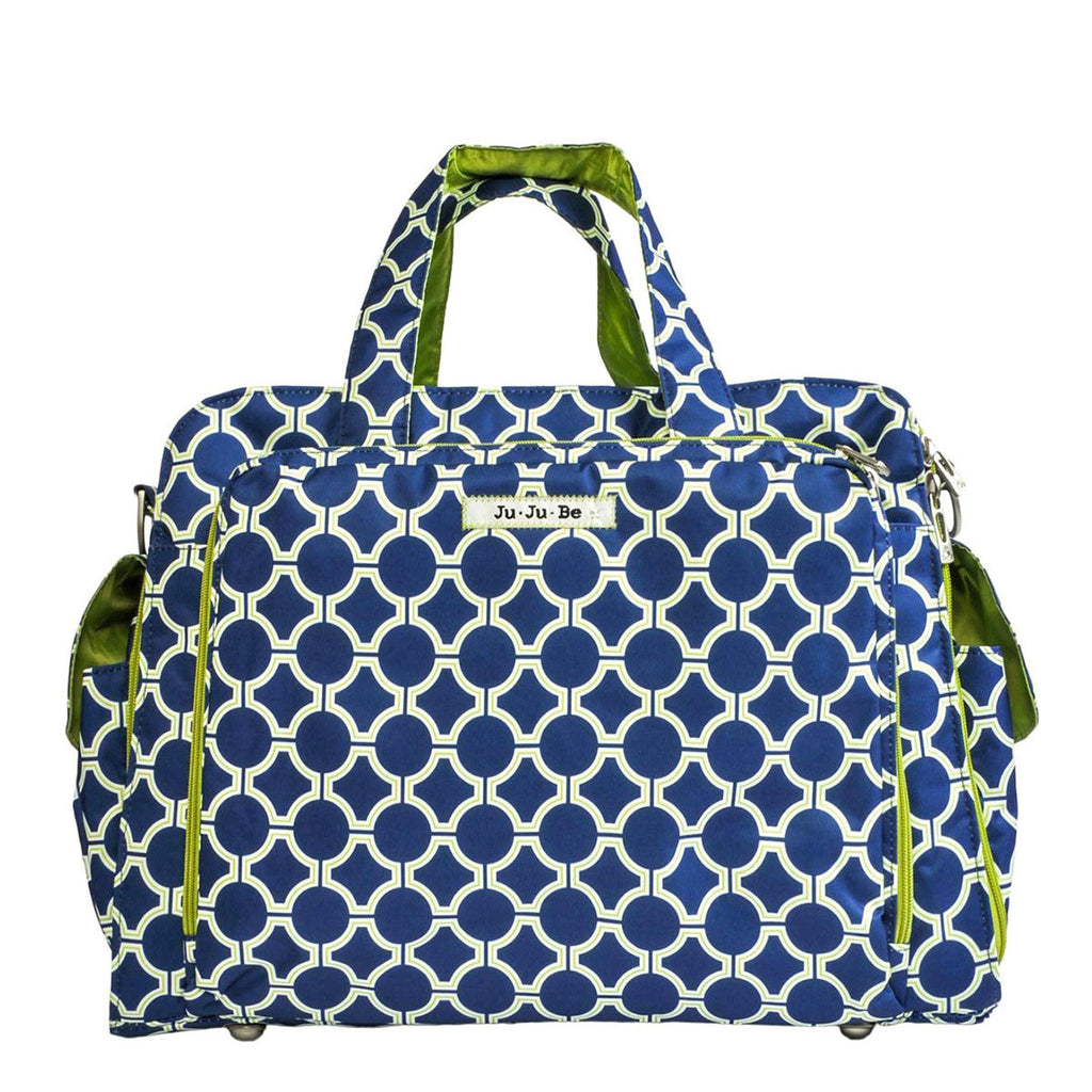 Jujube Be Prepared Diaper Bag - Royal Envy