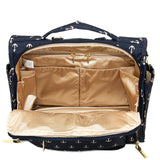 JuJuBe Legacy BFF Convertible Diaper Bag - The Admiral