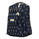 JuJuBe Legacy Be Right Back Backpack Diaper Bag - The Admiral