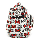 Jujube BFF Hello Kitty Collection Convertible Diaper Bag - Peek A Bow