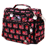 Jujube BFF Hello Kitty Collection Convertible Diaper Bag - Hello Perky