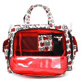 Jujube Be Prepared Diaper Bag - For Hello Kitty - Peek A Bow