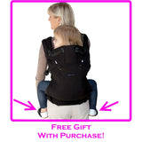 Lillebaby Complete Airflow Baby Carrier included items