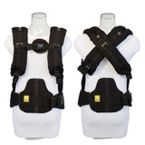 Lillebaby Complete Original Baby Carrier - Black/Black (NEW with Pockets)