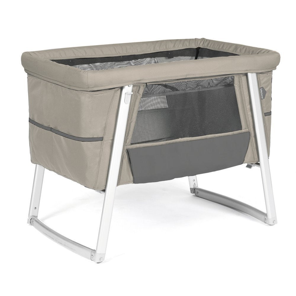 BabyHome Dream Air Bassinet Sand