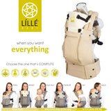 Líllébaby COMPLETE All Seasons - Sand  (NEW with Pockets)
