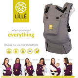 Lillebaby Complete Original Baby Carrier - Stone (New with Pockets)